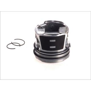 Piston complet STD motor 1,6 HDI Peugeot