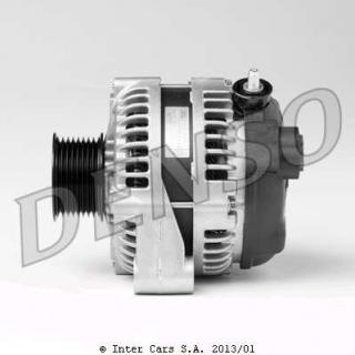Alternator motor 2,7 TD Land Rov