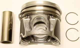 Piston complet STD motor 2,0 HDI Peugeot