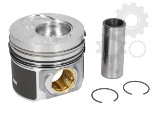 Piston STD  motor Vw 1.9 TDI 105 CP (cu bolt si segmenti)
